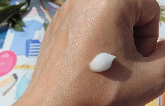 Текстура крема-праймера