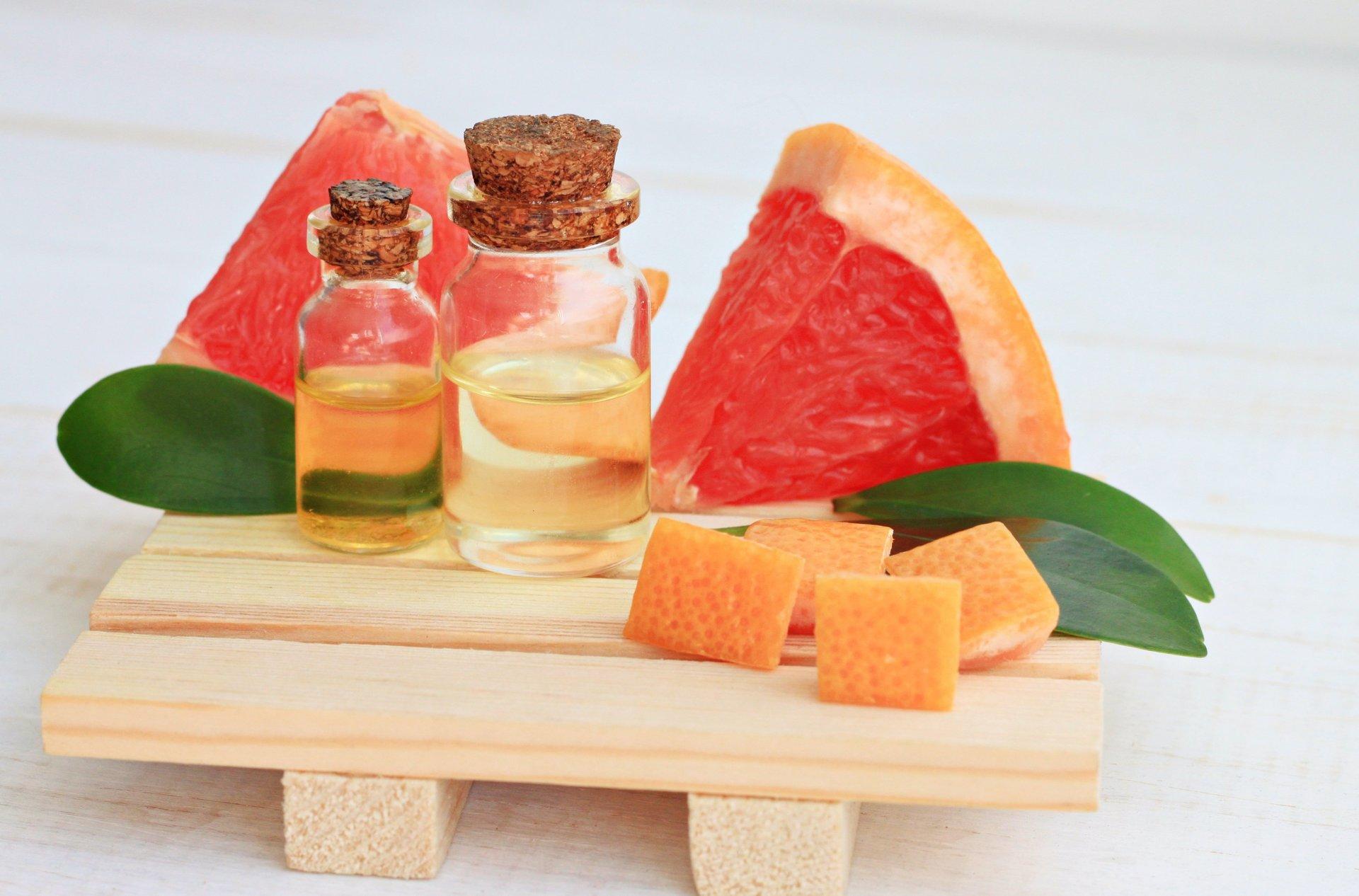 Масло грейпфрута в похудении