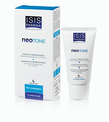 Сыворотка Neotone Radiance SPF-50+ от Isis Pharma