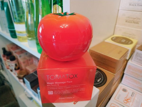 Tomatox Magic Massage Pack от Tony Moly