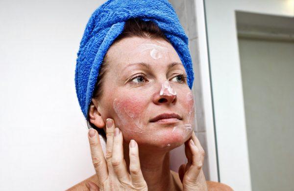Уход за кожей лица