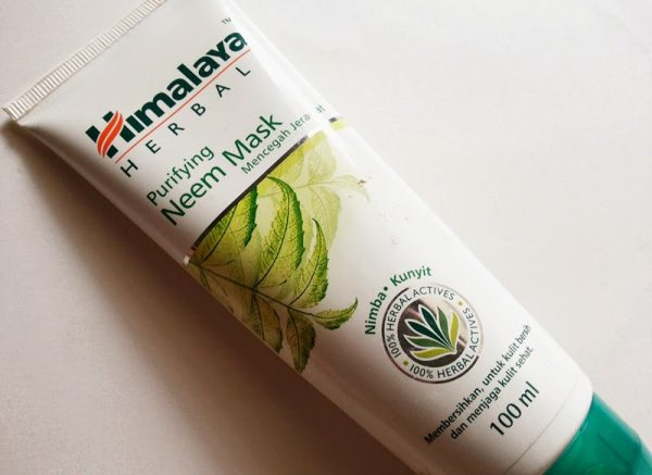 Purifying Neem Mask от Himalaya Herbals