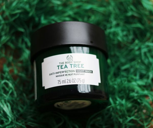 Tea Tree Anti-Imperfection Night Mask от The Body Shop