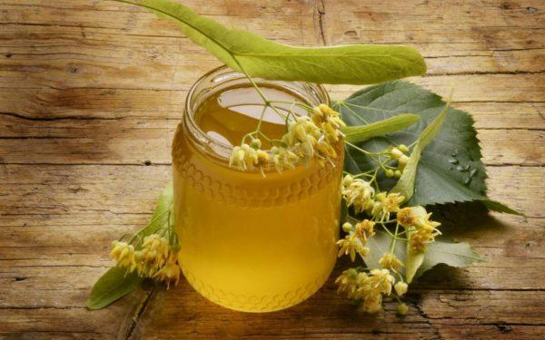 Мёд и липовый цвет