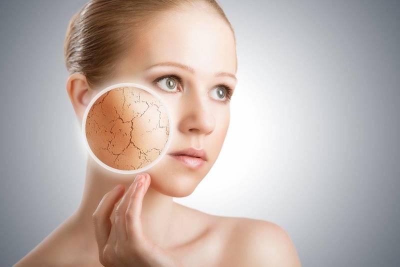 Шелушения на лице: выясняем причины и устраняем проблему