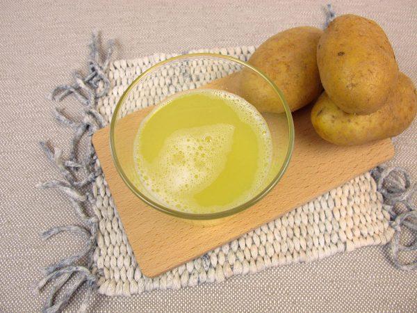 Картофель и сок из него