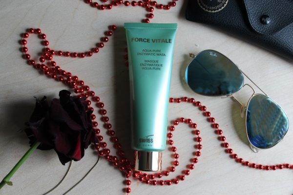 Force Vitale Aqua-Pure Enzymatic Mask от Swiss Line