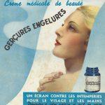 Постер Diadermine Creme Medicale de Beaute