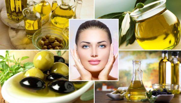 Оливковое масло для кожи лица