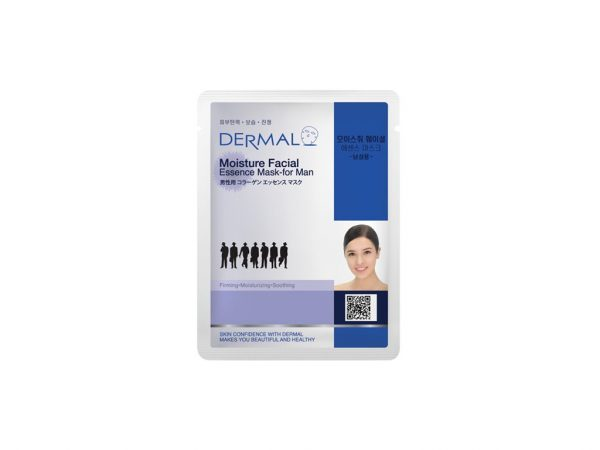 Moisture Facial Essense Mask For Man от Dermal