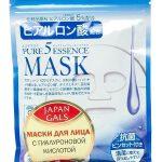 Маска «Pure 5 Essence» с гиалуроновой кислотой от Japan Gals