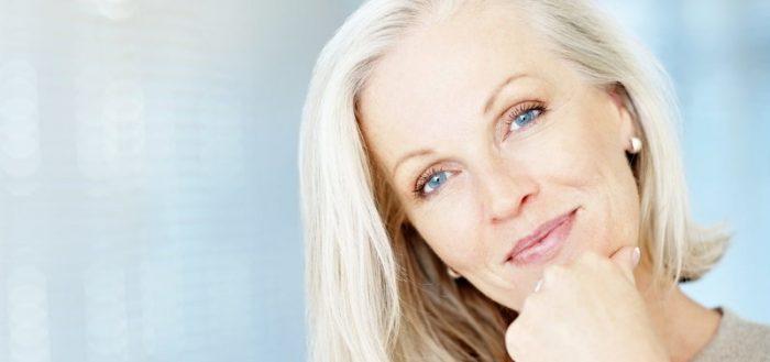 Женщина за 50 лет