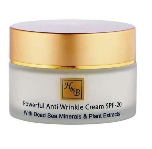 Health And Beauty Powerful Anti Wrinkle Cream SPF-20