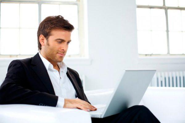 Напряжение глаз от экрана ноутбука