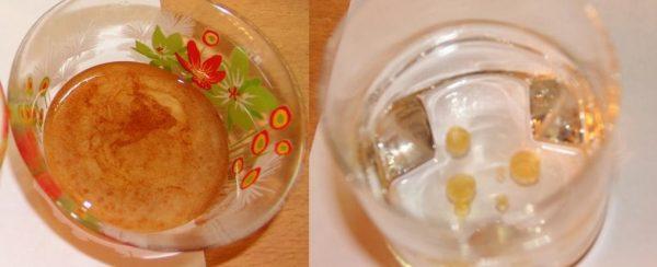 Тестирование сахарной пасты