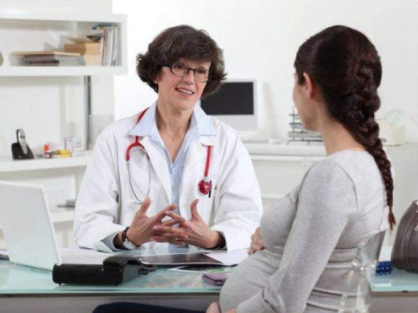 Консультация у врача