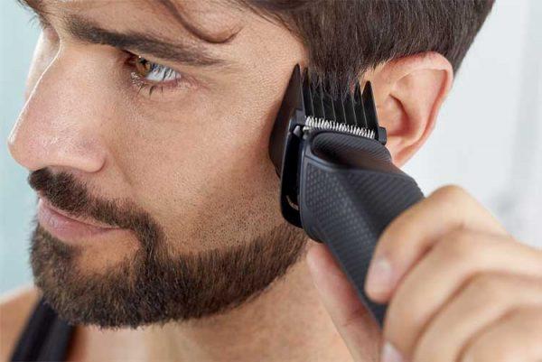 Триммер для стрижки волос на голове
