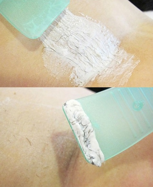 Депиляция бикини крема