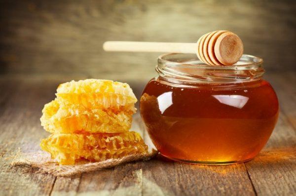 Мёд — сильный аллерген