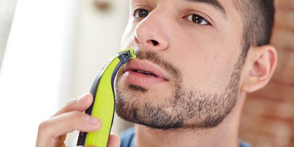Стрижём усы