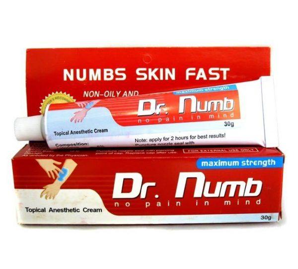 Крем Dr. Numb