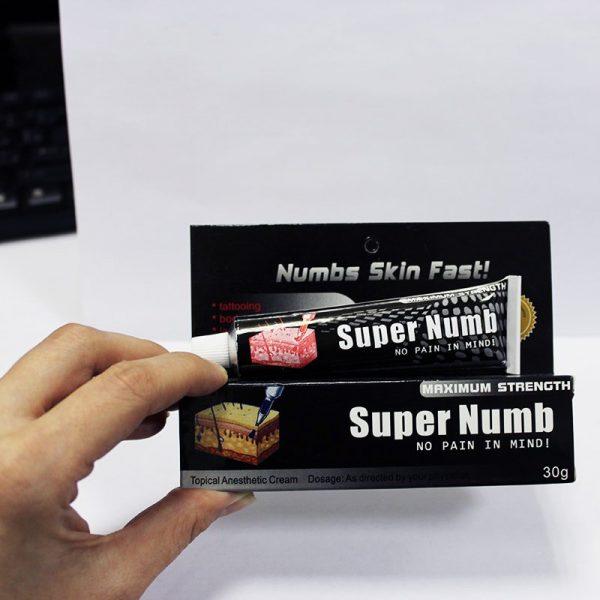 Крем Super Numb