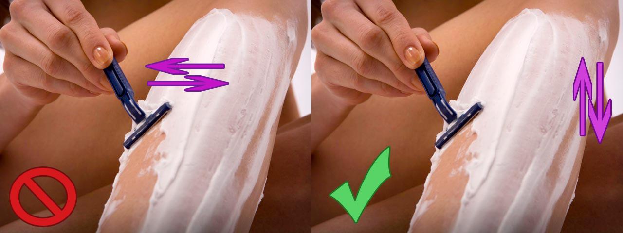 Как брить зону бикини когда беременна 65