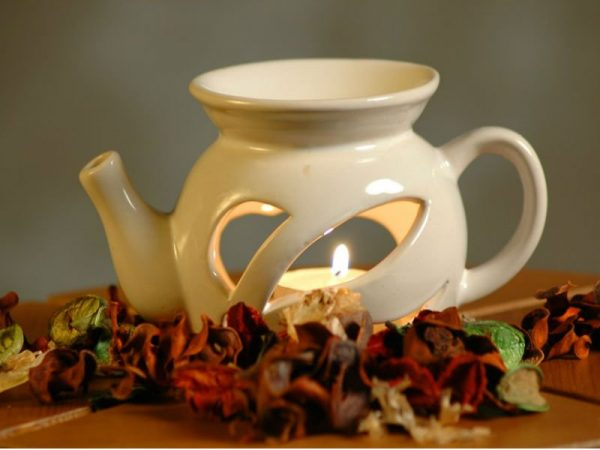Аромалампа в виде чайника