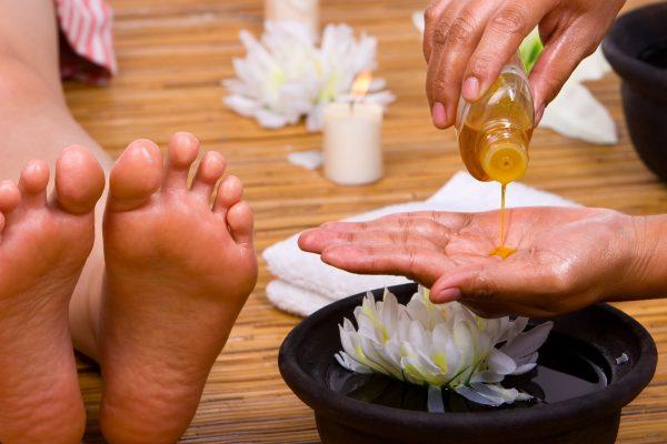 Эфирное масло для ног