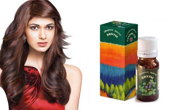 Эфирное масло пихты для волос