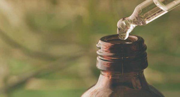 Эфирное масло: пипетка