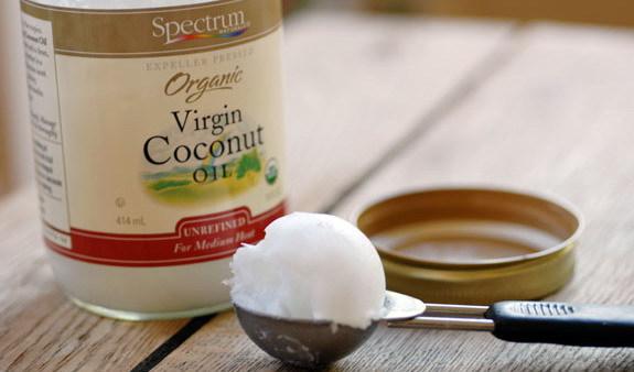 Консистенция масла кокоса