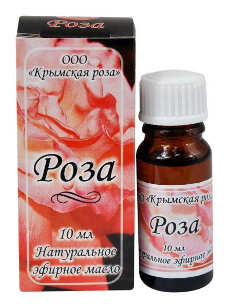 Производство розового масла в России