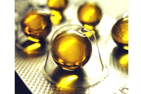 Витамины А и Е в гранулах