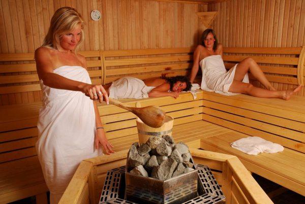 Ароматерапия в бане