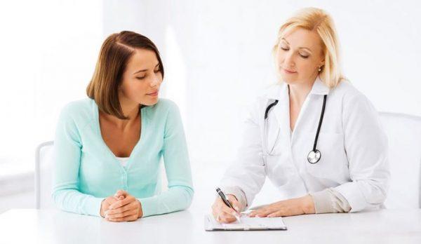 консультация с косметологом