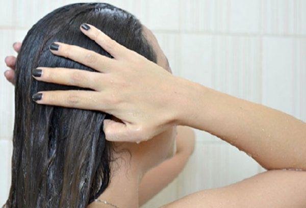 ополаскивание волос ароматным уксусом