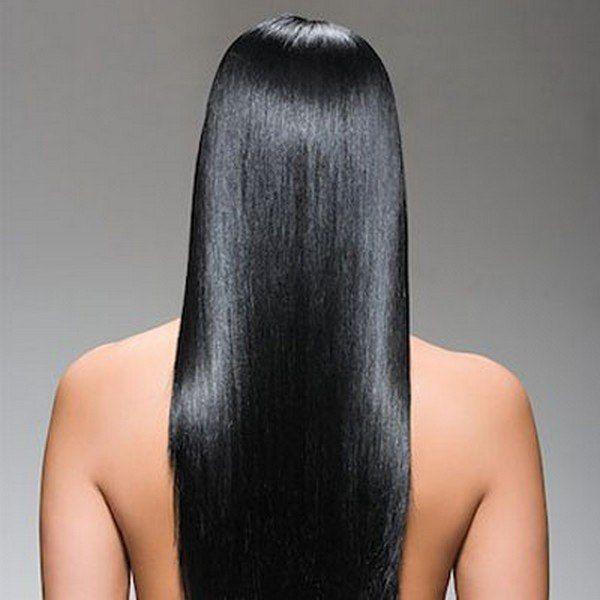 роскошный блеск волос