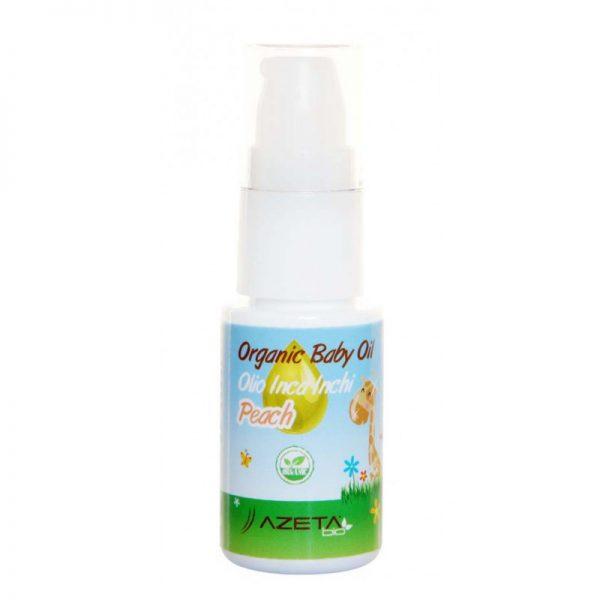 Масло персиковое детское