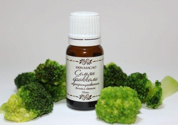 Масло семян брокколи