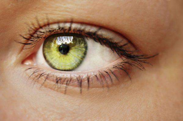 Морщины на коже вокруг глаз