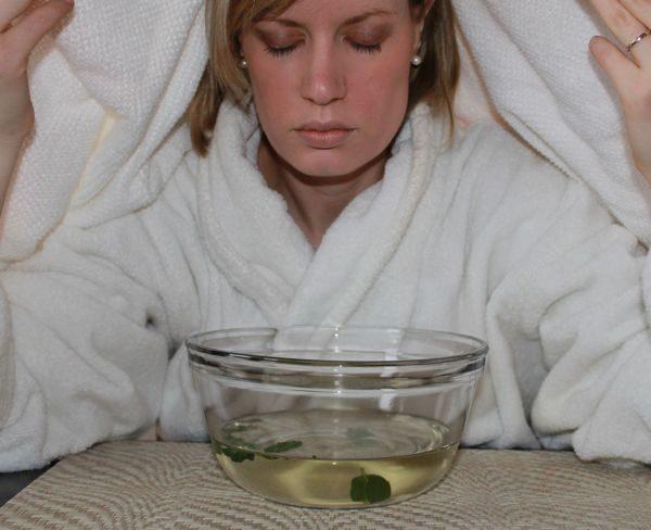 Паровая ванночка