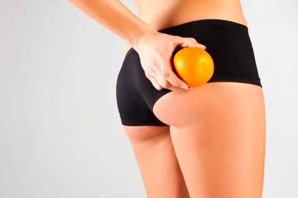 «безцеллюлитные» ноги и апельсин