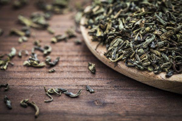 Зелёный чай листовой
