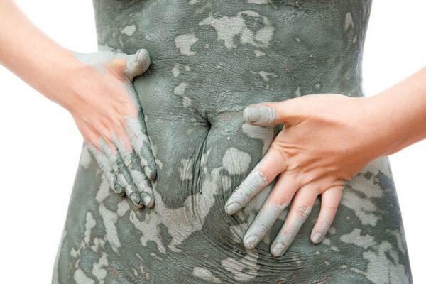 Глиняное обертывание