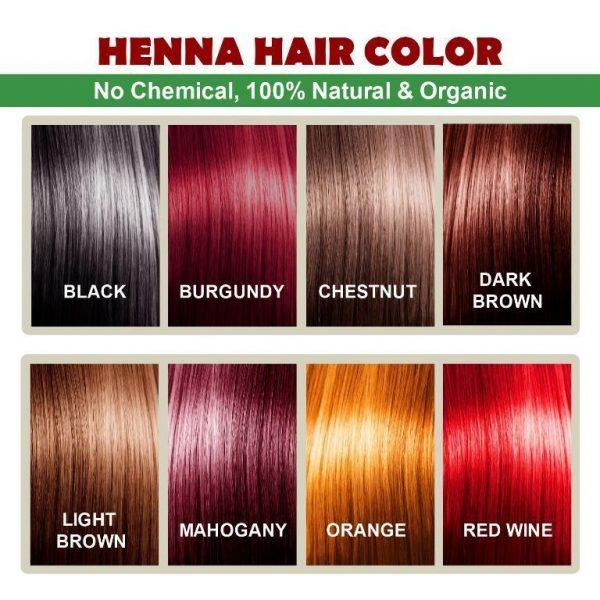 Хна марки Henna