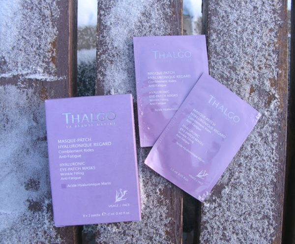 Hyaluronic Eye-Patch Mask от Thalgo