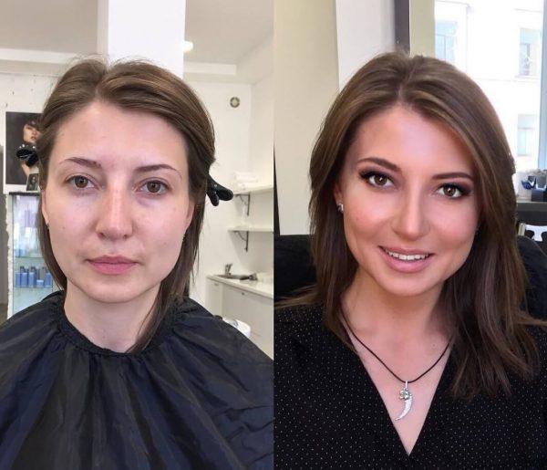 Омолаживающий макияж после 30 лет
