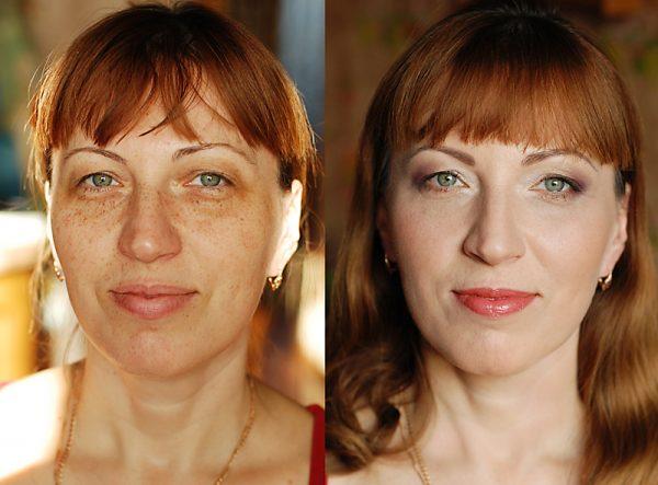 Омолаживающий макияж после 40 лет