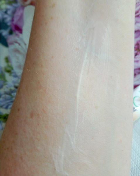 Нанесение Ци-клима на кожу